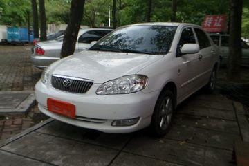 丰田 花冠 2009款 1.6 自动 特别版G