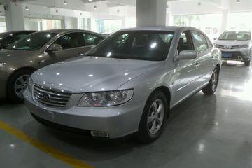 现代 雅尊 2006款 3.3 自动 舒适型