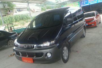 江淮 瑞风 2008款 2.8T 手动 穿梭简配型8座 柴油