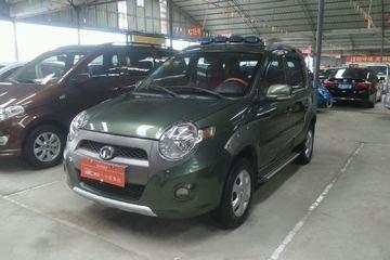 长城 迷你SUV 2010款 1.3 手动 豪华型