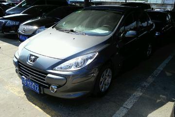 标致 307三厢 2010款 1.6 手动 舒适版