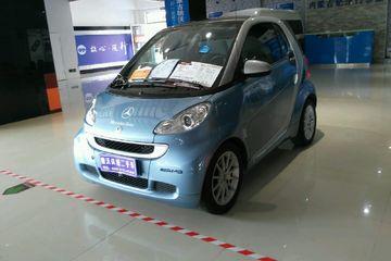 smart ForTwo 2011款 1.0 自动 MHD硬顶燃橙版