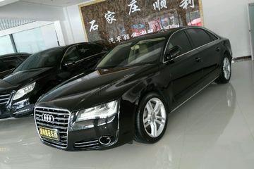 奥迪 A8L 2011款 3.0T 自动 (290HP)豪华型四驱