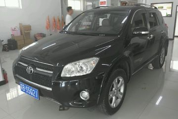 丰田 RAV4 2012款 2.4 手动 豪华型炫装版四驱