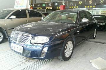 荣威 750 2007款 2.5 自动 D典雅版