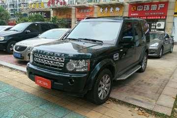 路虎 发现 2012款 3.0T 自动 HSE奢朗限量版SD 柴油