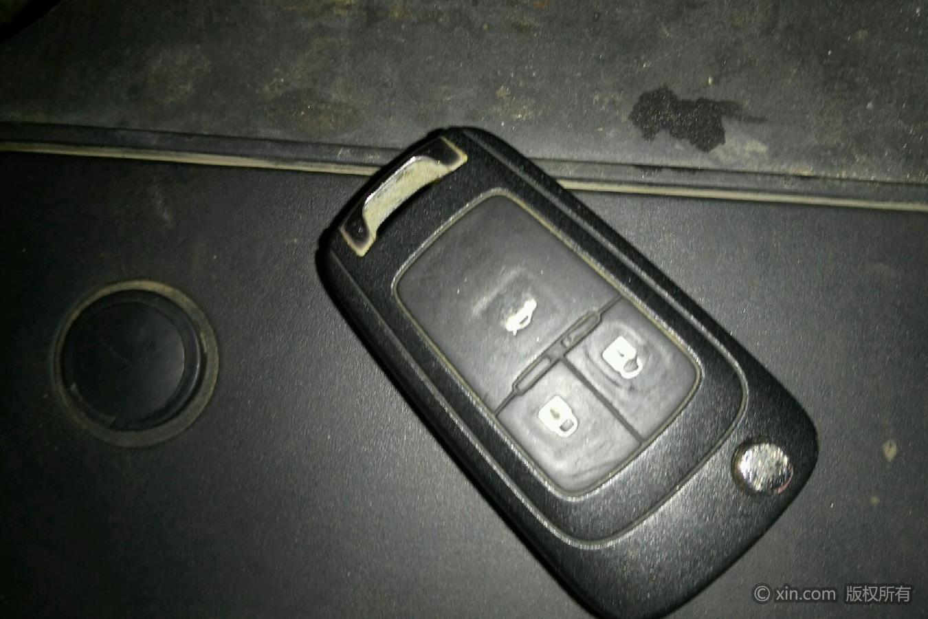 雪佛兰科鲁兹钥匙