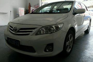 丰田 卡罗拉 2011款 1.8 自动 GL-i纪念版