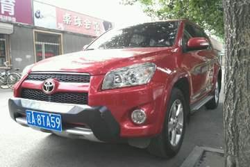 丰田 RAV4 2012款 2.4 自动 豪华型炫装版四驱