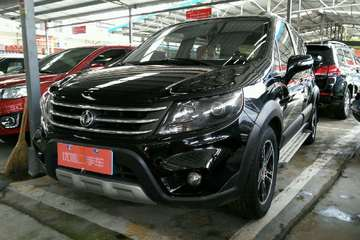 东风风行 景逸X5 2013款 1.6 手动 尊贵型
