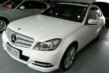 奔驰 C级 2011款 1.8T 自动 C200时尚型CGI