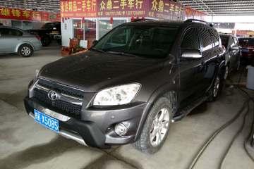 丰田 RAV4 2011款 2.4 自动 豪华型四驱