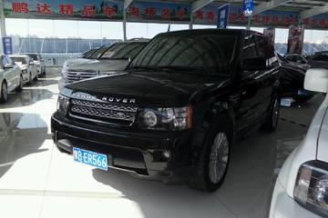 路虎 揽胜运动版 2012款 3.0T 自动 TDV6 HSE 柴油