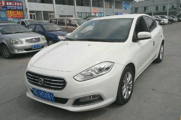 菲亚特 菲翔 2012款 1.4T 自动 劲享版