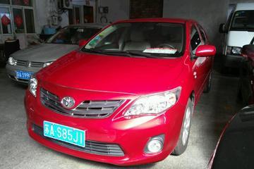 丰田 卡罗拉 2011款 1.6 自动 GL