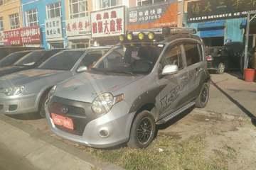 长城 迷你SUV 2010款 1.3 手动 精英型