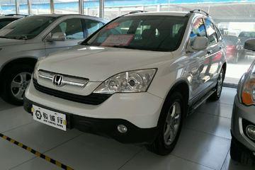 本田 CR-V 2008款 2.0 自动 Lxi都市版前驱