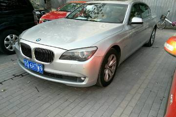 宝马 7系 2009款 3.0 自动 730Li领先型