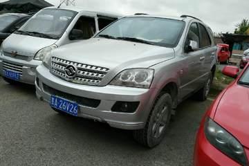 黄海 大柴神 2009款 2.5T 手动 豪华型四驱 柴油