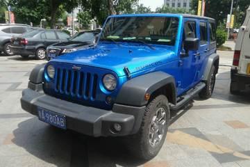 Jeep 牧马人 2015款 3.6 自动 Rubicon舒享版四门