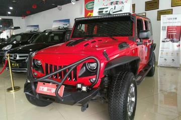 Jeep 牧马人 2015款 3.0 自动 Sahara舒享版四门