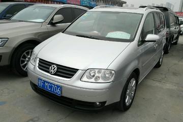 大众 途安 2005款 1.8T 自动 豪华型5座