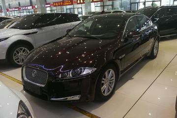 捷豹 XF 2014款 2.0T 自动 风华版