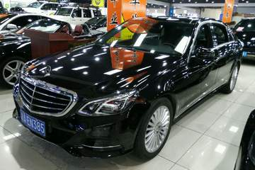 奔驰 E级 2013款 1.8T 自动 E260L时尚型CGI