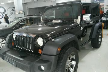 Jeep 牧马人 2009款 3.8 自动 Rubicon两门