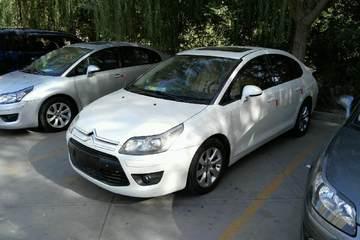 雪铁龙 世嘉三厢 2010款 1.6 自动 尚乐版