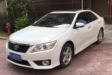 丰田 凯美瑞 2014款 2.0 自动 舒适型星耀版