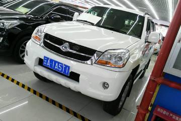 猎豹 CS6 2008款 2.5T 手动 豪华型四驱 柴油