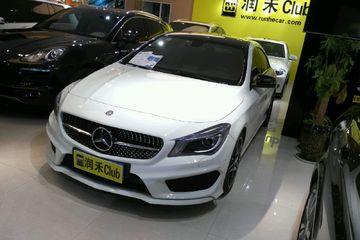 奔驰 CLA级 2014款 2.0T 自动 CLA260四驱