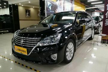 丰田 皇冠 2012款 2.5 自动 Royal