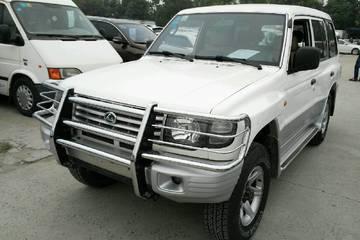 猎豹 黑金刚 2013款 2.2 手动 标准型后驱