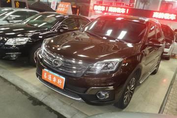 广汽传祺 传祺GS5 2015款 1.8T 自动 Super豪华版前驱