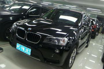 宝马 X3 2013款 2.0T 自动 xDrive20i豪华型四驱