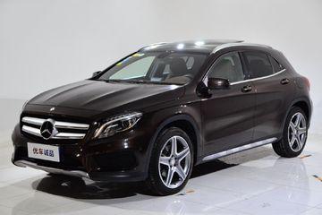 奔驰 GLA级 2015款 2.0T 自动 GLA260运动型四驱