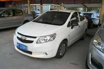 雪佛兰 赛欧三厢 2010款 1.4 手动 理想版
