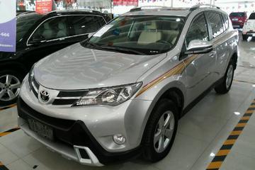 丰田 RAV4 2013款 2.0 自动 新锐型四驱