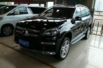 奔驰 GL级 2013款 4.7T 自动 GL500四驱