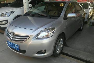 丰田 威驰 2010款 1.6 自动 GLX-i天窗型