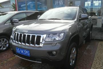 Jeep 大切诺基 2012款 3.6 自动 旗舰导航版