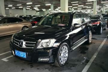 奔驰 GLK级 2011款 3.0 自动 GLK300豪华型四驱