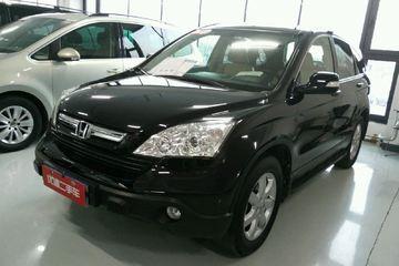 本田 CR-V 2007款 2.4 自动 VTi豪华型四驱