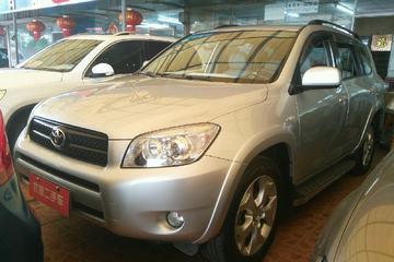 丰田 RAV4 2006款 2.4 自动 标准版