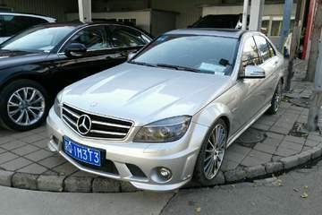 奔驰 AMG-C级 2010款 6.2 自动 C63高功率版