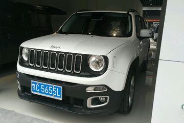 Jeep 自由侠 2016款 1.4T 自动 劲能版+
