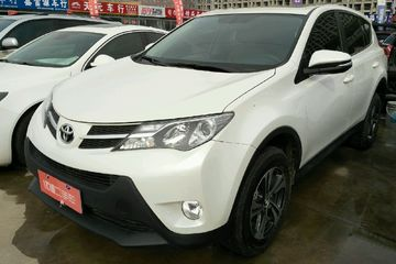 丰田 RAV4 2015款 2.0 自动 风尚版前驱