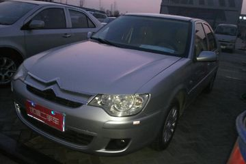 雪铁龙 爱丽舍三厢 2008款 1.6 自动 舒适型